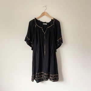 URBAN OUTFITTERS   Boho Sequin Coverup